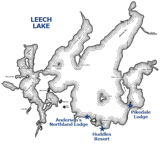 Leech Lake Minnesota