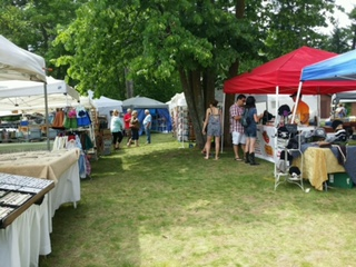 Turtle Town Art Fair @ Salem Lutheran Church grounds | Longville | Minnesota | United States