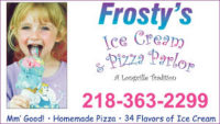 Frosty's Ice Cream & Pizza Parlor