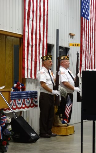 Memorial Day Service @ Longville Fire Hall | Longville | Minnesota | United States