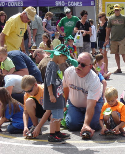 Turtle Races! @ Downtown Longville | Longville | Minnesota | United States