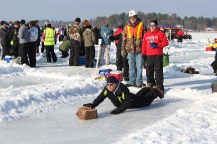 Ice Bocce Tournament @ Patrick's on Girl Lake | Longville | Minnesota | United States