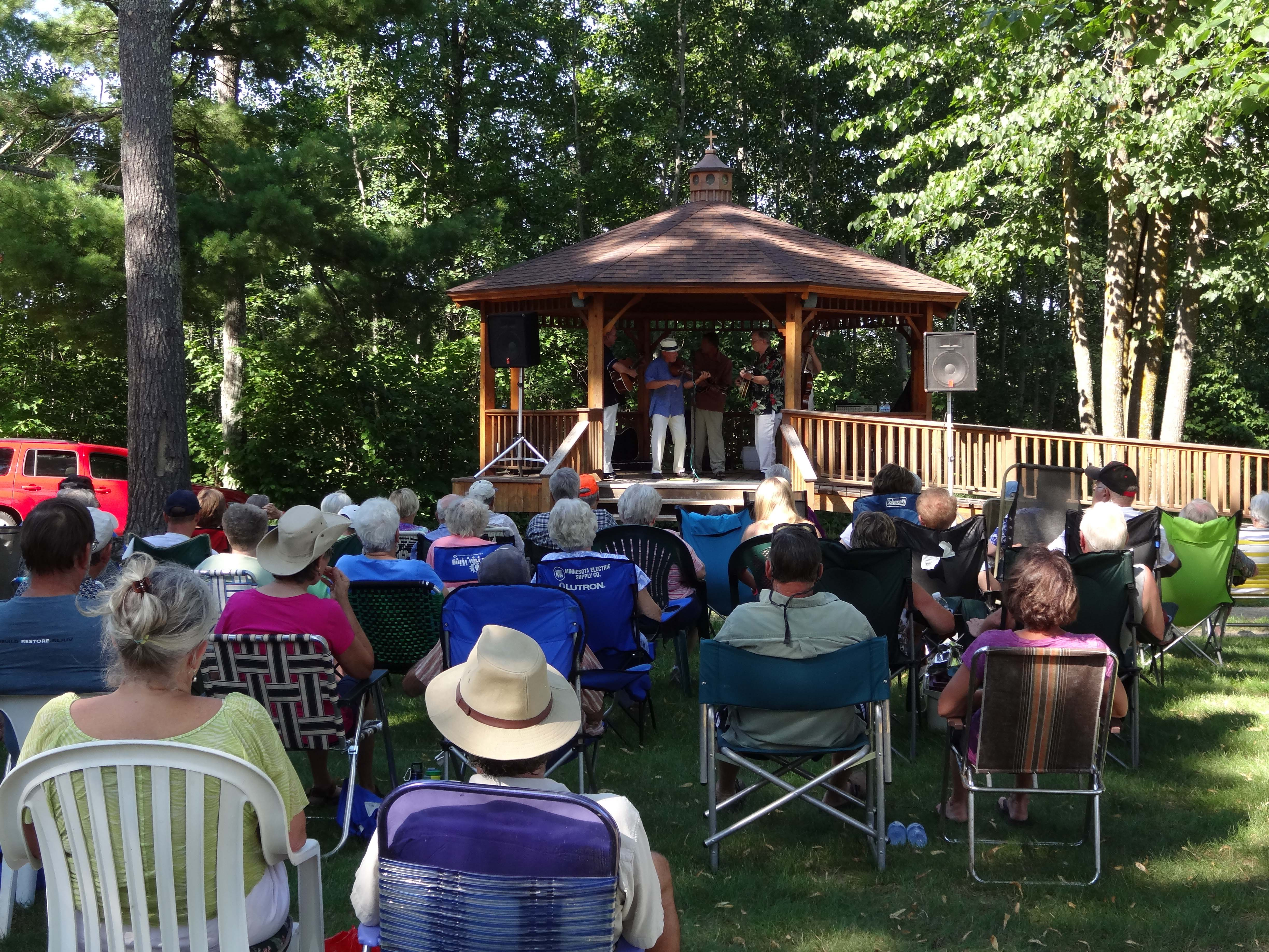 Music in the Park @ Salem Lutheran Church | Longville | Minnesota | United States