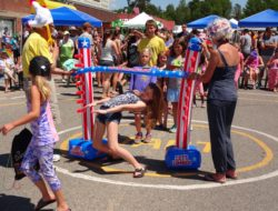 New inflatable Limbo game