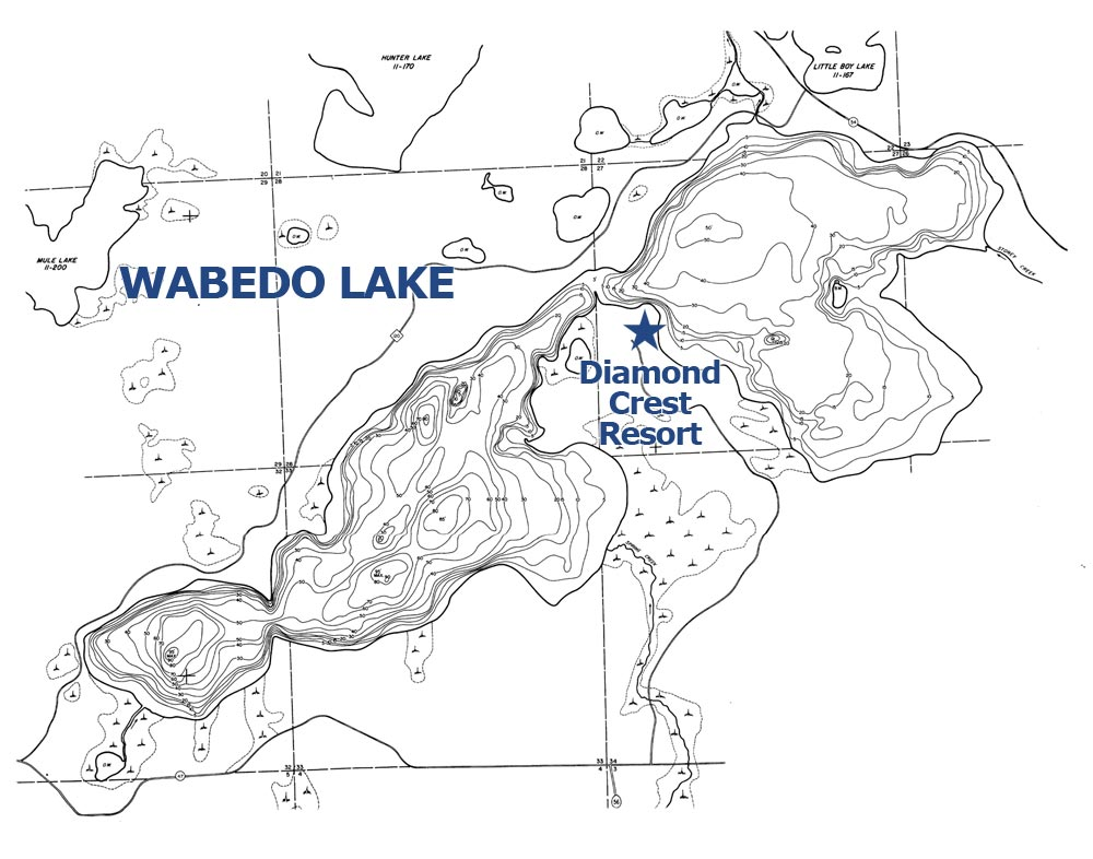 Super Wabedo Lake Cass County Lake Located Near Longville Mn Home Interior And Landscaping Ologienasavecom