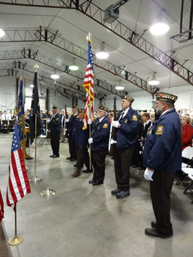 Veterans' Day Program @ Northland Community Schools | Remer | Minnesota | United States